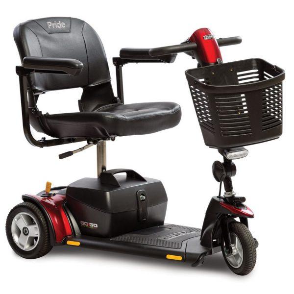 GO GO ELITE PLUS 3 Wheel