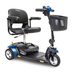 Go Go - 3 Wheel Blue