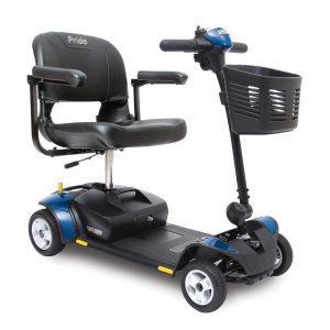 Go Go ET - 4 Wheel Blue