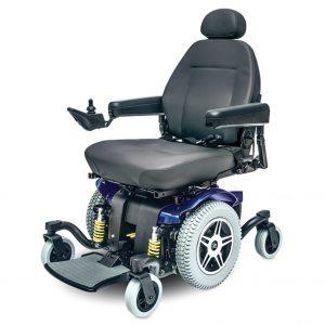 Pride Wheel Chair Jazzy 614 HD