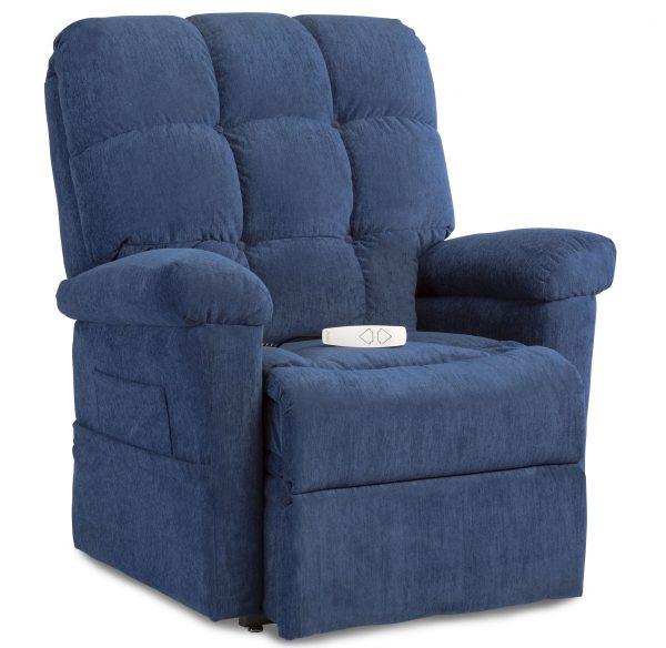 Pride Lift Chair LC-380 Crypton Aria Lazuli