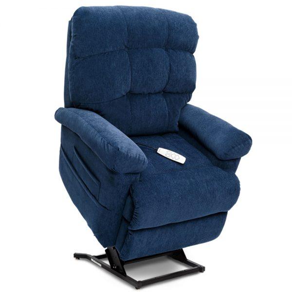 Pride Lift Chair Oasis LC-580iL Crypton Aria Lazuli