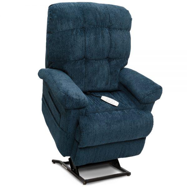 Pride Lift Chair Oasis LC-580iL Saratoga Navy