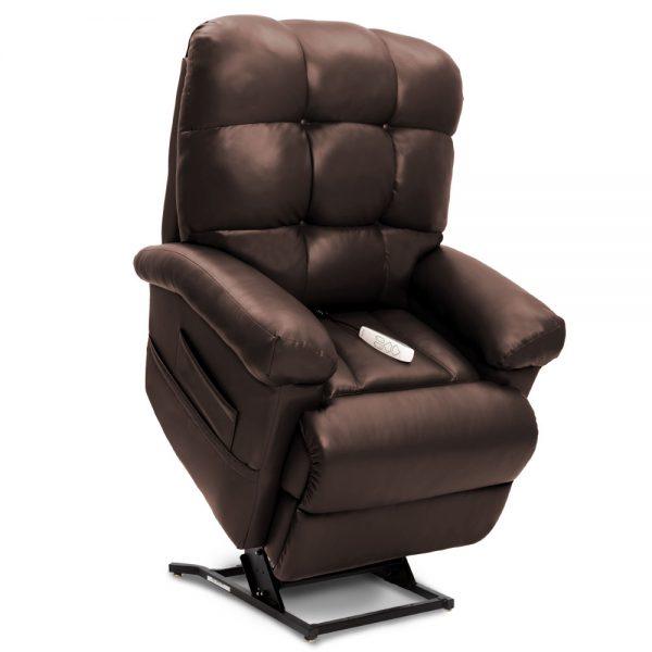 Pride Lift Chair Oasis LC-580iL Ultra-leather Fudge