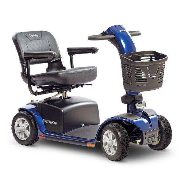 Pride Victory 10 4-Wheel Viper Blue