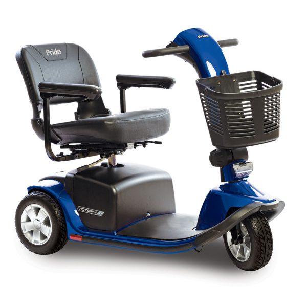 Victory 10 Blue 3 Wheel