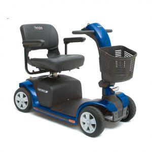 Victory 9-4 Wheel Viper Blue