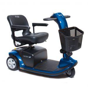 Victory 9_3 Wheel Viper Blue