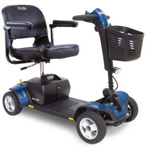 Pride Go-Go Sport-4-Wheel Scooter