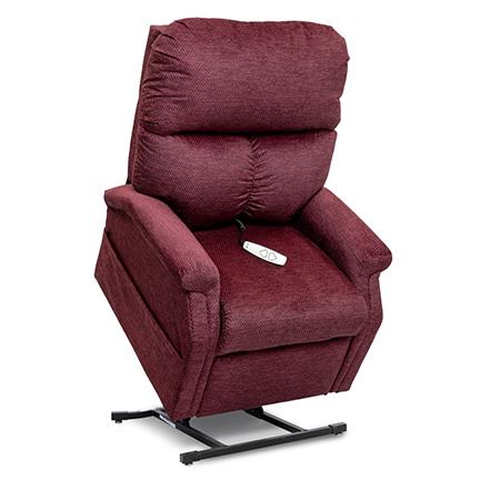 Pride Lift Chair - LC-250 - Black Cherry