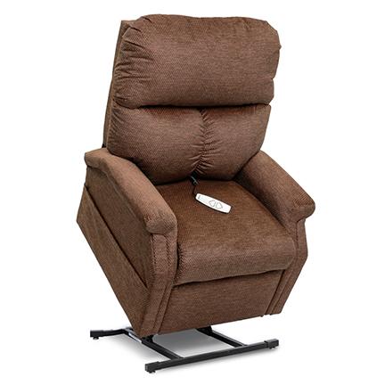 Pride Lift Chair - LC-250 - Walnut