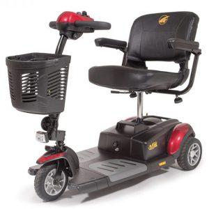 Golden Tech Scooter BuzzAround XL 3 Wheel