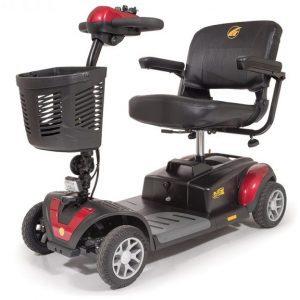 Golden Tech Scooter BuzzAround XL 4 Wheel