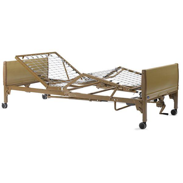Invacare Semi-Electric Homecare Bed